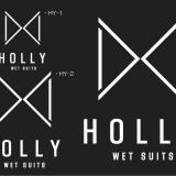 HOLLY NEW ステッカー発売