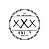 HOLLY 30th TEE 発売!