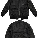 HOLLY オリジナル MA-1 ジャケット発売