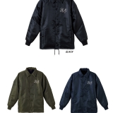 HOLLY ZIP PARKA & COACH JACKET 発売