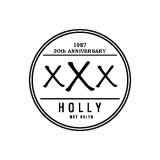 HOLLY 30th TEE 発売!