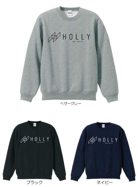 HOLLY-sweat-データ